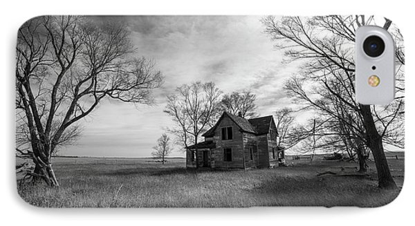 IPhone Case featuring the photograph Forgotten  by Aaron J Groen