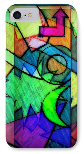 Funky Fanfare IPhone Case by Kyle West