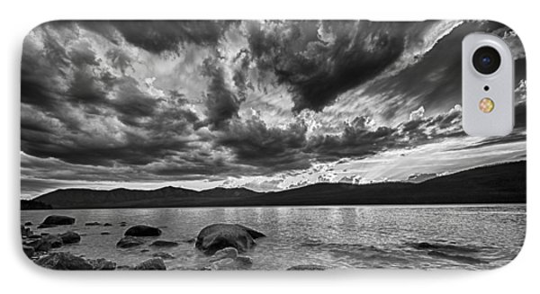 IPhone Case featuring the photograph Glacier National Park 100th Anniversery by Kevin Blackburn