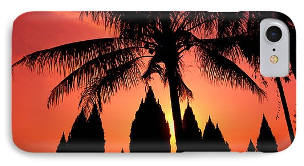 Java, Prambanan Phone Case by Gloria & Richard Maschmeyer - Printscapes