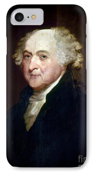 John Adams (1735-1826) Phone Case by Granger