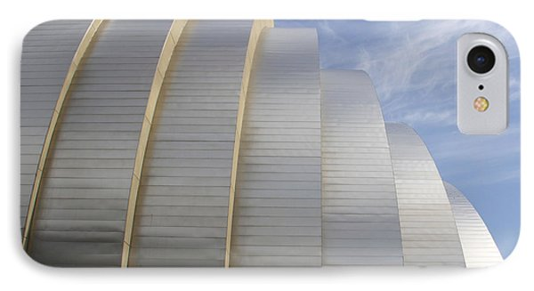 Kauffman Center For Performing Arts Phone Case by Mike McGlothlen