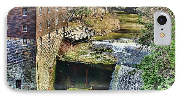 Lanterman's Mill IPhone Case by Jack Schultz