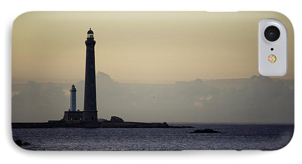 Lighthouse IPhone Case by Nailia Schwarz