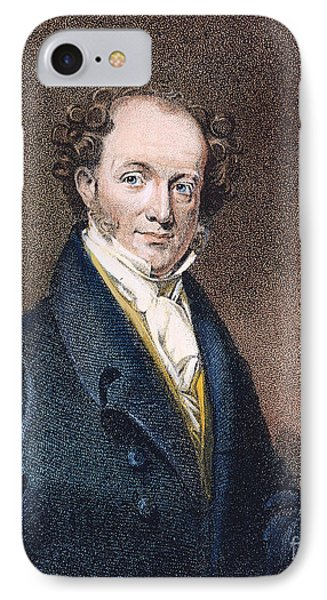 Martin Van Buren (1782-1862) Phone Case by Granger