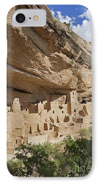 Native American Cliff Dwellings Phone Case by Bryan Mullennix