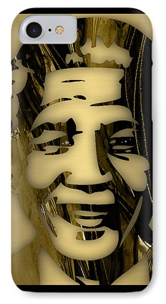 Nelson Mandela Collection IPhone Case by Marvin Blaine