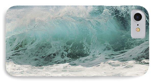 North Shore Wave IPhone Case by Vince Cavataio - Printscapes