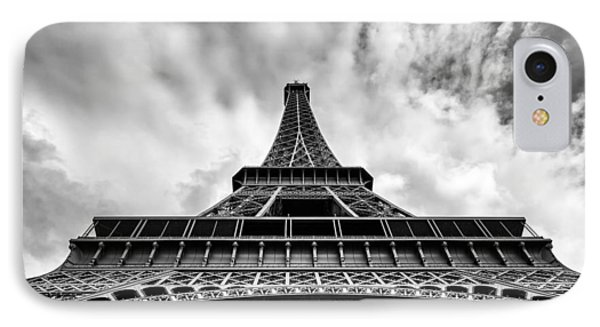IPhone Case featuring the photograph Paris by Hayato Matsumoto