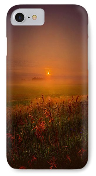 Peace Of Mind IPhone Case by Phil Koch