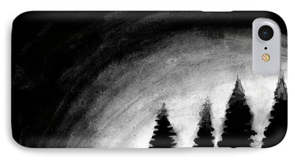 4 Pines IPhone Case by Salman Ravish