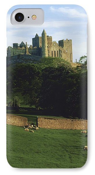 Rock Of Cashel, Co Tipperary, Ireland IPhone Case by The Irish Image Collection