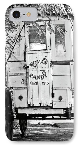 Roman Candy Phone Case by Scott Pellegrin