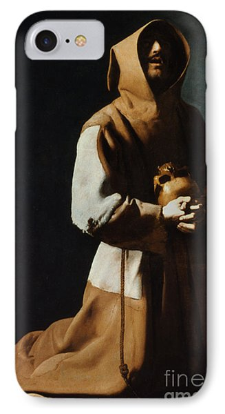 St Francis Of Assisi Phone Case by Granger