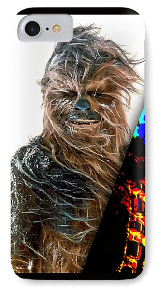 Star Wars Chewbacca Collection IPhone Case