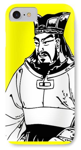 Sun Tzu IPhone Case by War Is Hell Store