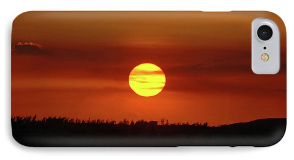 IPhone Case featuring the photograph 4- Sunset by Joseph Keane
