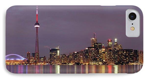 The City Of Toronto Phone Case by Oleksiy Maksymenko