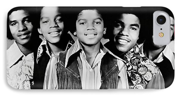 The Jackson 5 Collection IPhone Case