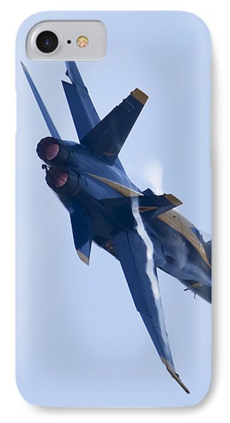 Us Navy Blue Angels Poster Phone Case by Dustin K Ryan