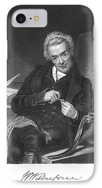 William Wilberforce IPhone Case