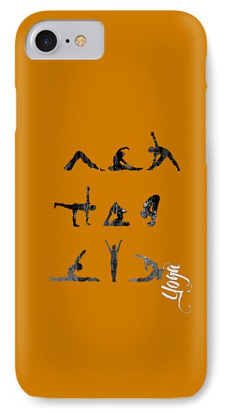Yoga Collection IPhone Case