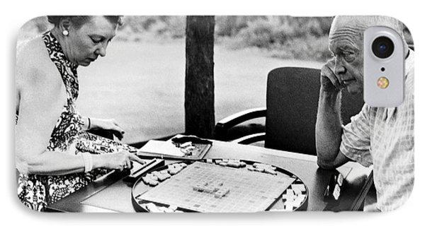 Dwight D. Eisenhower Phone Case by Granger