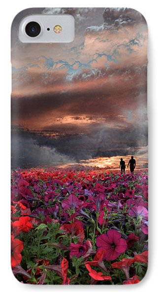 4087 IPhone Case by Peter Holme III
