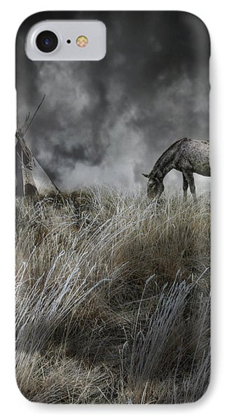 4099 IPhone Case by Peter Holme III