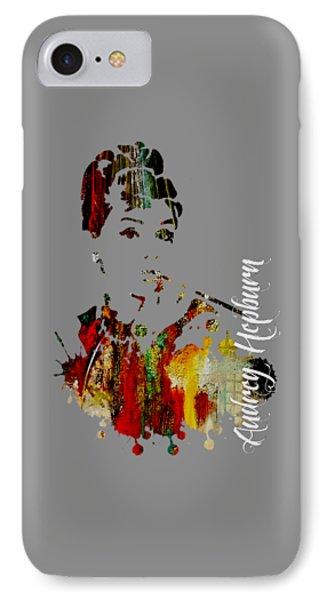 Audrey Hepburn Collection IPhone Case