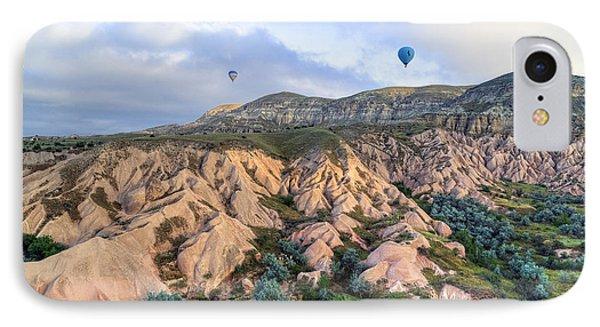Cappadocia - Turkey IPhone Case by Joana Kruse