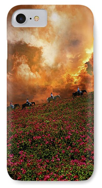 IPhone Case featuring the photograph 4370 by Peter Holme III