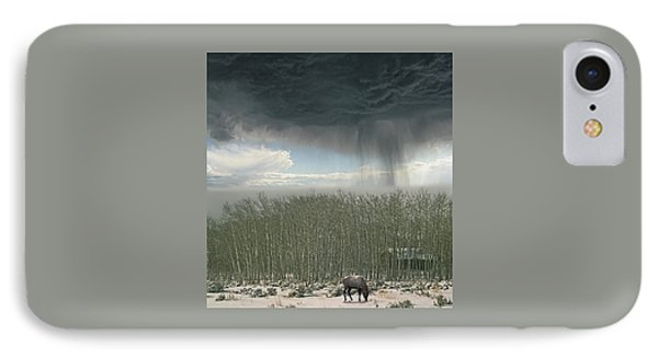 IPhone Case featuring the photograph 4375 by Peter Holme III