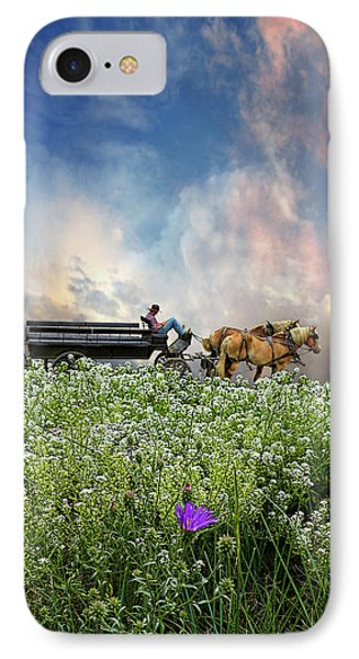 IPhone Case featuring the photograph 4376 by Peter Holme III