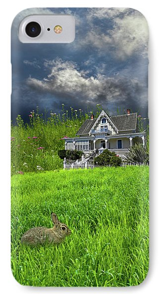 IPhone Case featuring the photograph 4379 by Peter Holme III