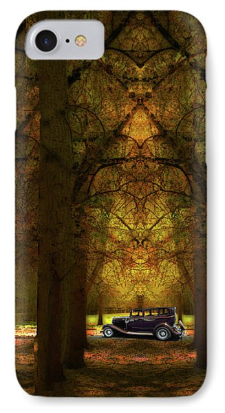 IPhone Case featuring the photograph 4390 by Peter Holme III
