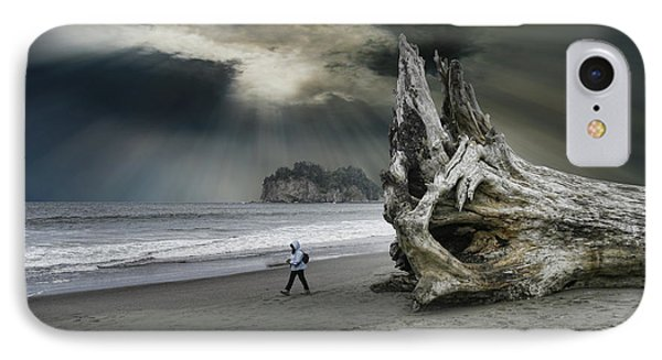 IPhone Case featuring the photograph 4392 by Peter Holme III