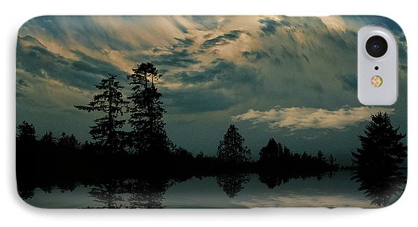 IPhone Case featuring the photograph 4395 by Peter Holme III