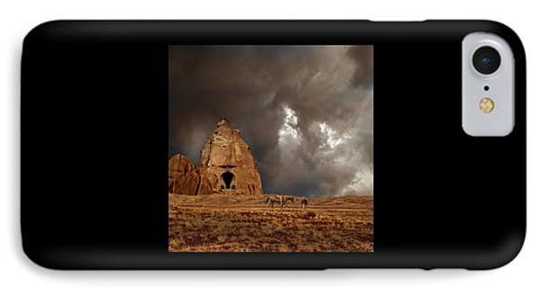 IPhone Case featuring the photograph 4398 by Peter Holme III