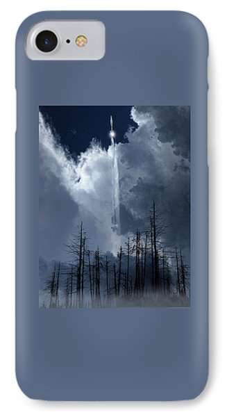 IPhone Case featuring the photograph 4404 by Peter Holme III
