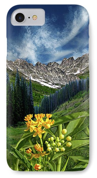 IPhone Case featuring the photograph 4415 by Peter Holme III