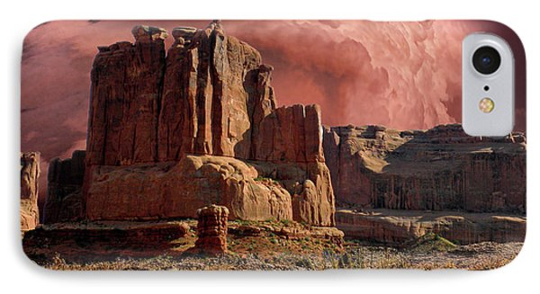 IPhone Case featuring the photograph 4417 by Peter Holme III