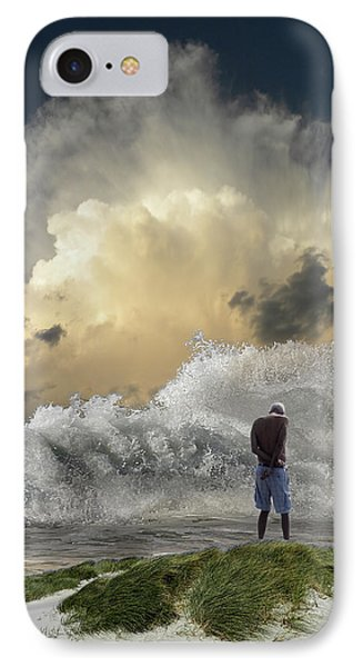 IPhone Case featuring the photograph 4457 by Peter Holme III