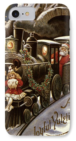 American Christmas Card Phone Case by Granger