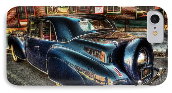 46 Continental IPhone Case by William Fields