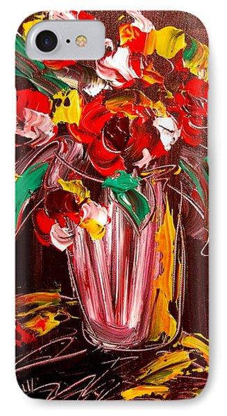 Flowers Phone Case by Mark Kazav