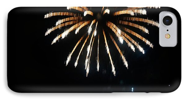 4th Of July Fireworks IPhone Case by Celestial Images
