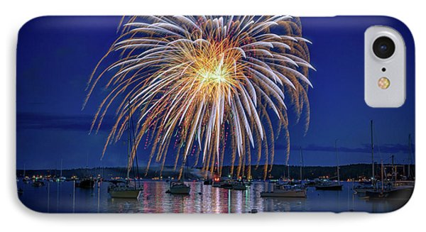 4th Of July Fireworks IPhone Case