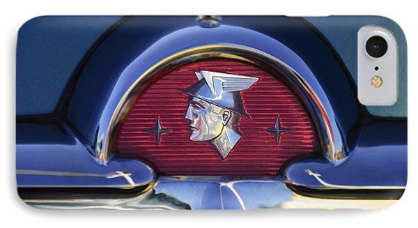 1953 Mercury Monterey Emblem IPhone Case