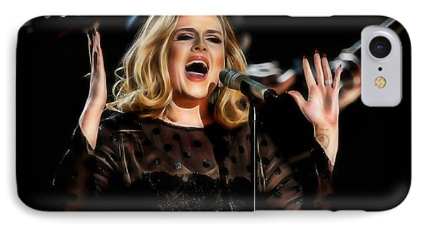 Adele Collection IPhone Case